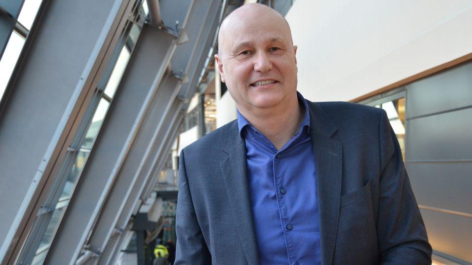 Svenn Erik Hagen er leder for mobile meldingssystemer i Telenor. Han sier selskapet i dag har god kontroll på uønsket trafikk.