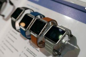 Fitbit Blaze kan ha en rekke forskjellige remmer.