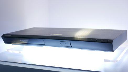 Samsung 4K-Blu-ray er en av måtene du kan se HDR på.