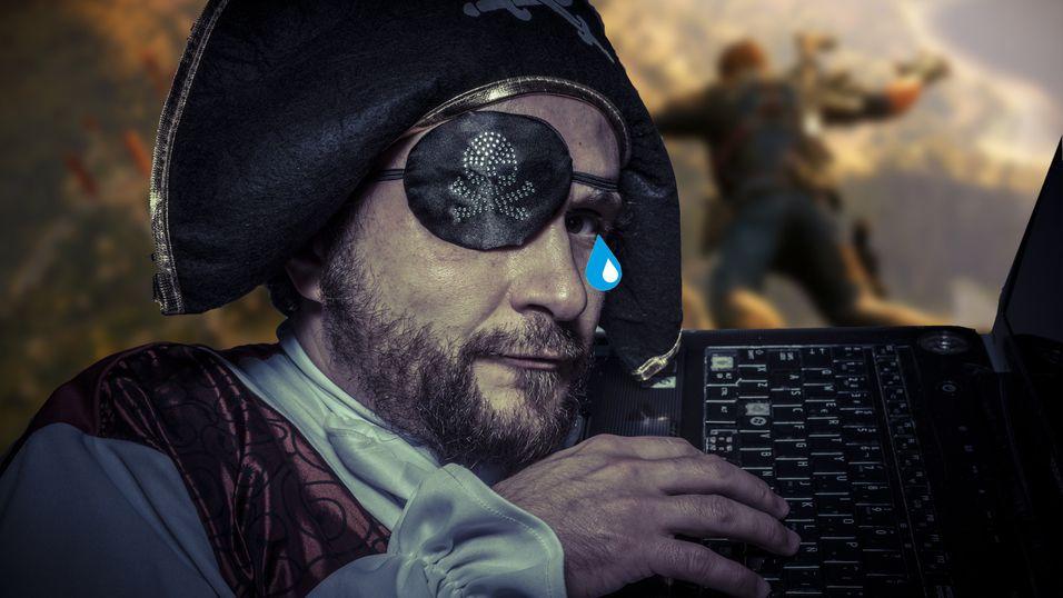 – Om to år kan piratkopiering av spill være forbi