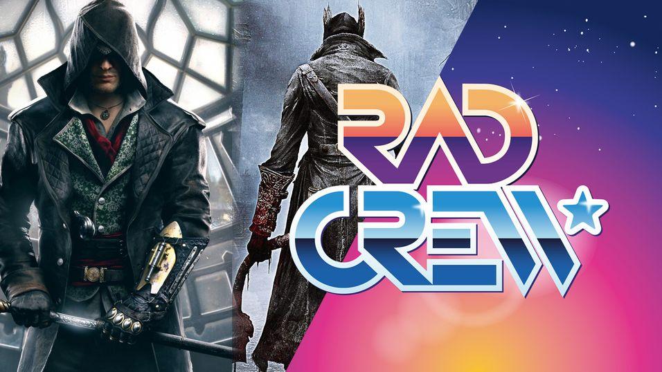 PODKAST: Hva har Bloodborne og Assassin's Creed Syndicate til felles?