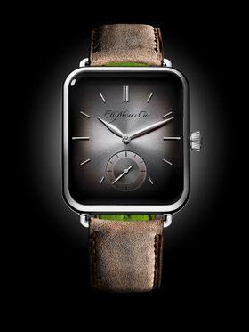 Klokken ligner definitivt mye på Apple Watch.