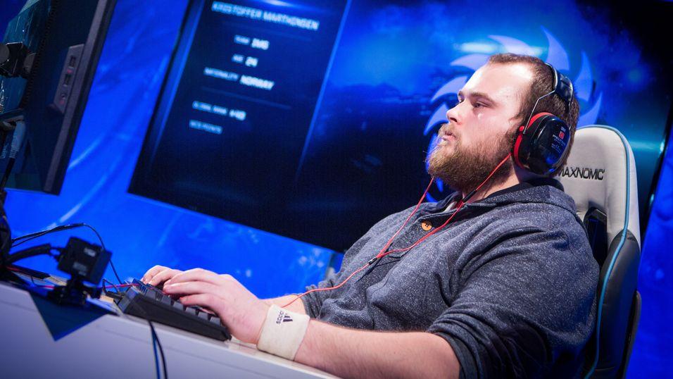 E-SPORT: «TargA» legger opp som StarCraft-spiller