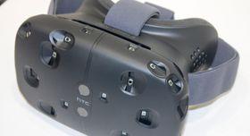 En tidlig versjon av HTC Vive.