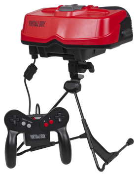 Nintendo Virtual Boy.