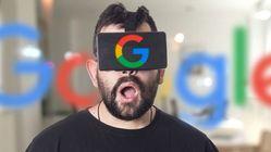 Googles VR-briller får en helt spesiell egenskap