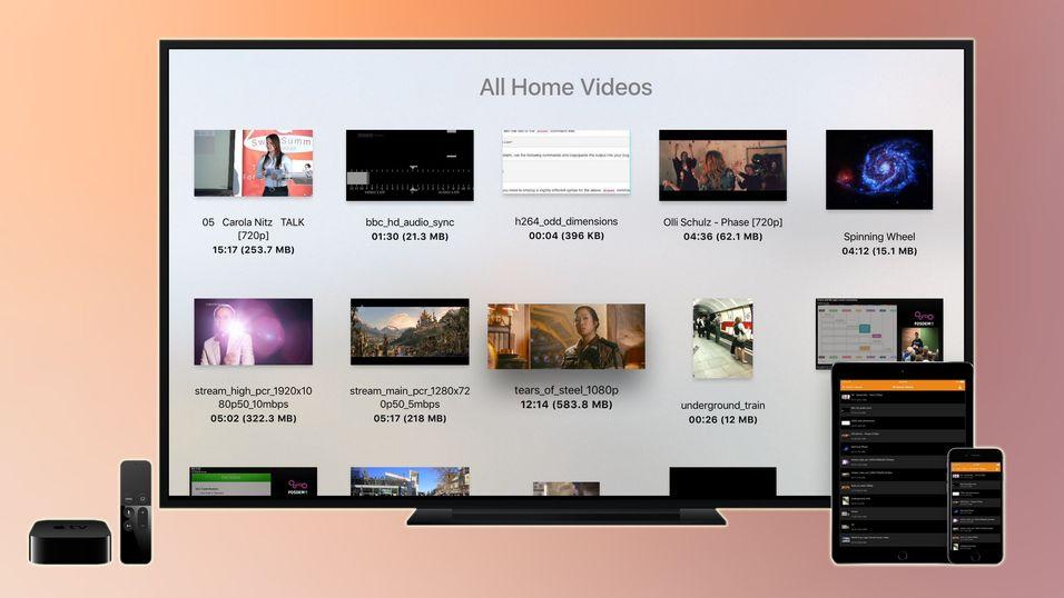 Apple TV har fått VLC