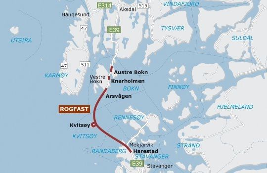 Alt klart for Rogfast