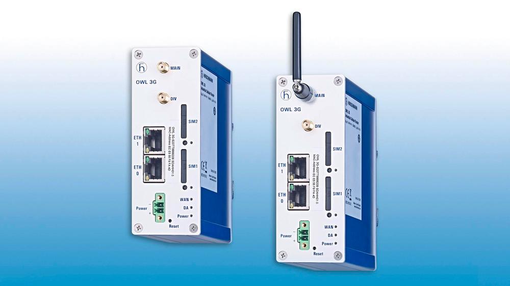 OWL Industrial Cellular Ruter 3G fra Belden