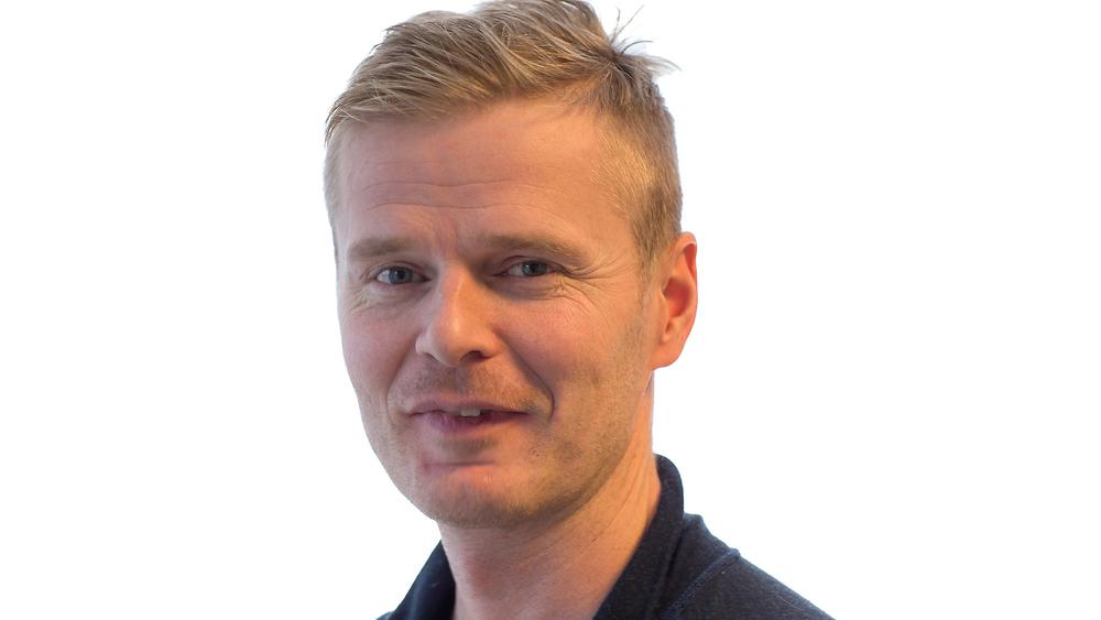 Raymond Johansen, serviceingeniør Krohne