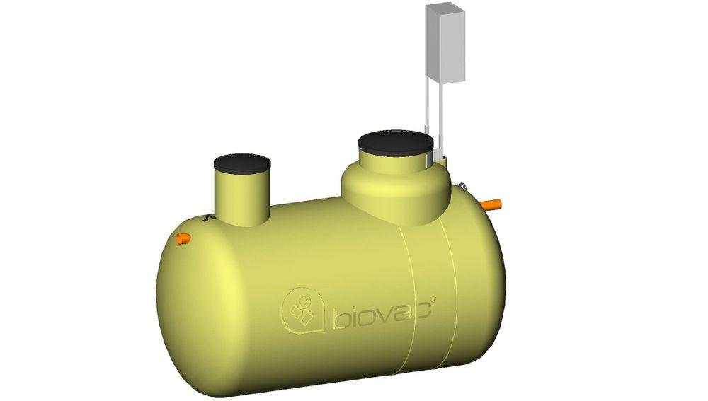 Biovac renseanlegg er et av produktene til Goodtech Enivronment.