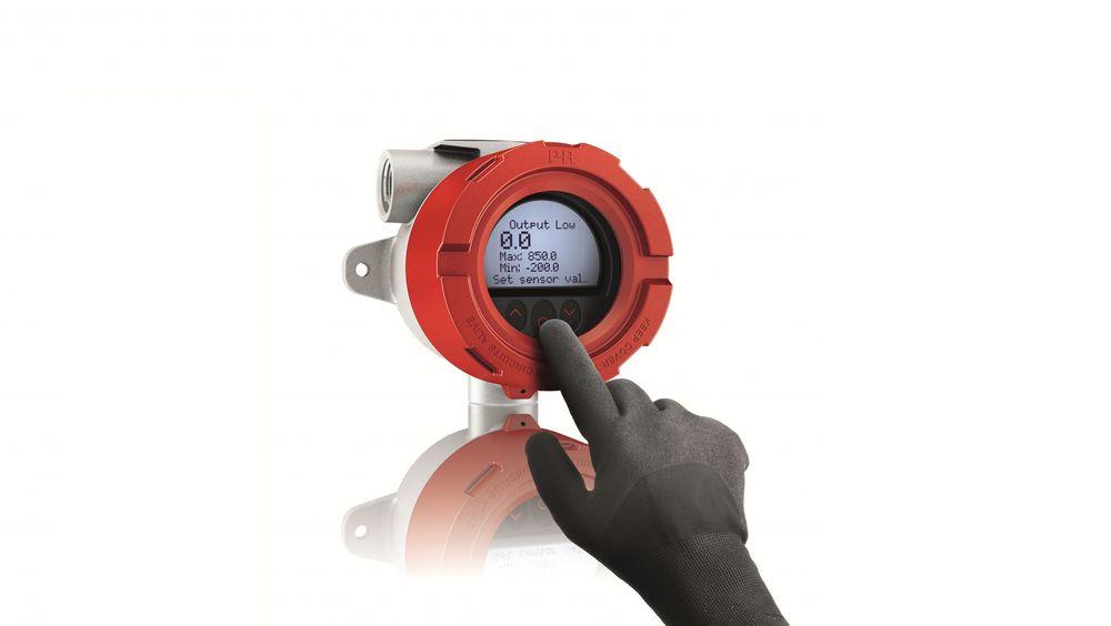 PR Electronics 7501 temperaturtransmitter