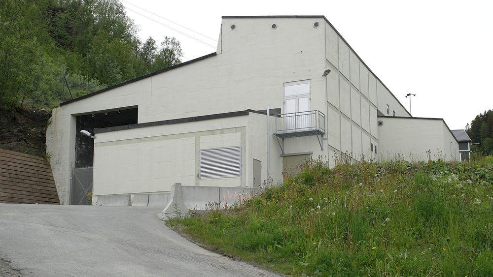 Heggen transformatorstasjon i Harstad skal nå oppgraderes.