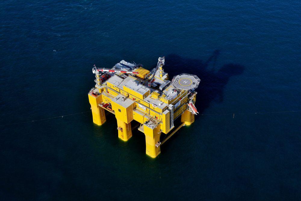 ABB har installert verdens kraftigste offshore omformerstasjon for vindkraft, Dolwin beta, på tysk sektor i Nordsjøen.