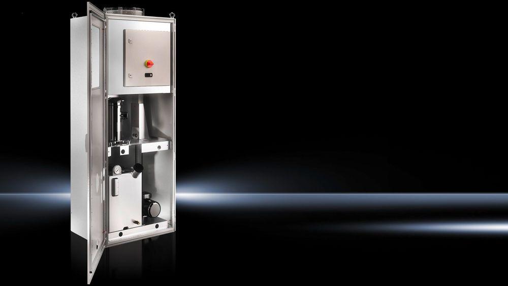 Med Rittals nye verktøy skal kjølebehov kunne beregnes både raskt og enkelt.