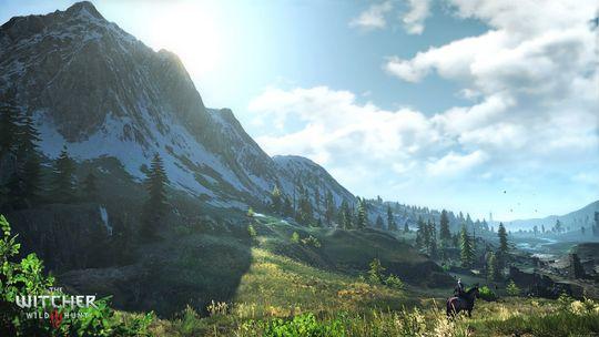 The Witcher 3 imponerte med en ekstremt forseggjort spillverden.