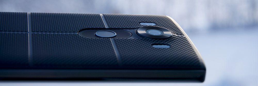 Fingeravtrykkssensoren minner veldig mye om Apples hjem-knapp i iPhone 5S, iPhone 6 og iPhone 6S.