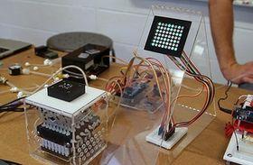 Slik ser prototypen av den nye løsningen ut.