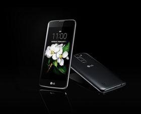 Slik ser LG K7 ut.