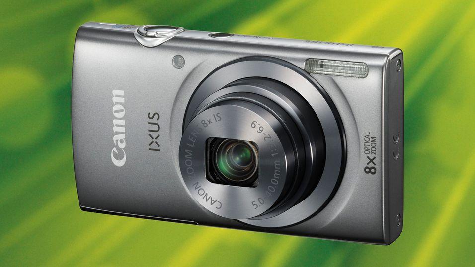 KONKURRANSE: Vinn et flott kamera i helgekonkurransen