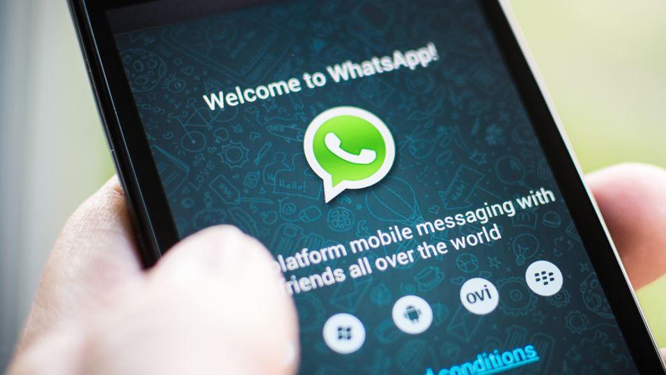Nå blir WhatsApp helt gratis