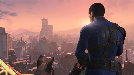Fallout 4 oppnåren god «flow state».