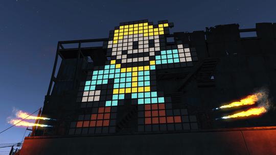 Det er mange detaljer i Fallout 4. (Bilde: Bethesda).