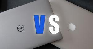 Test: Dell XPS 15 møter Apple MacBook Pro 15