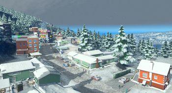 Nå blir det vinter i Cities: Skylines
