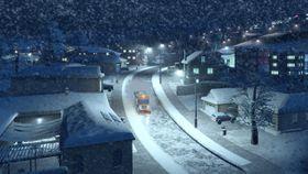 Uten brøytebiler går det dårlig for vintertrafikken.