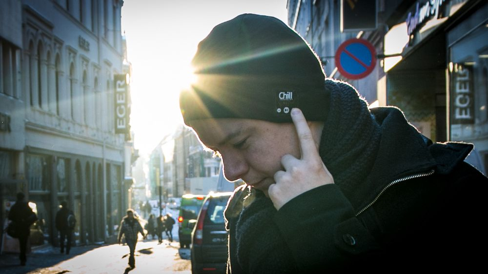 Chill Innovation hodetelefon-lue