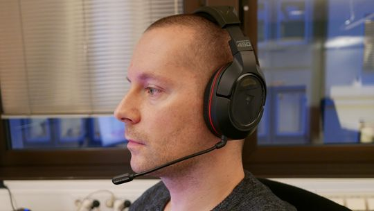 Turtle Beach Ear Force Stealth 450 byr på god lydkvalitet.