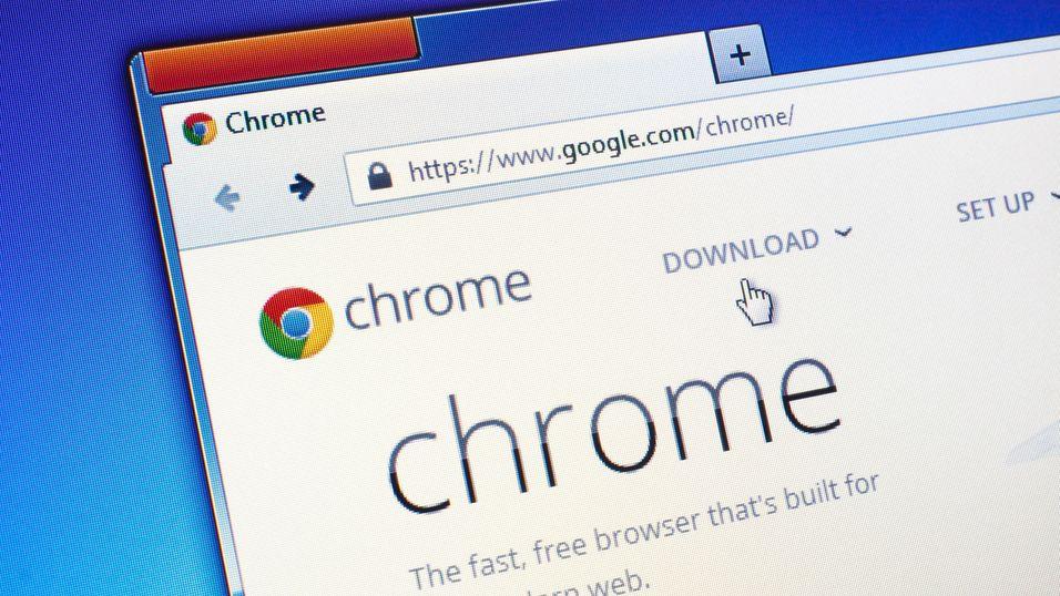 Chrome blir nå raskere.