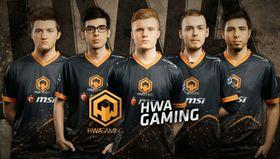 HWA Gaming består av Yiğit «Marshall» Kırdök, Furkan «Trixucator» Coruk, Jørgen «Hatrixx» Elgåen, Hakan «Revanche» İşlek og Benjamin «Visdom» Ruberg Larsen.