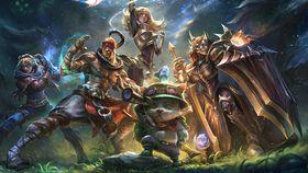 League of Legends var mest sett på Twitch i 2015.