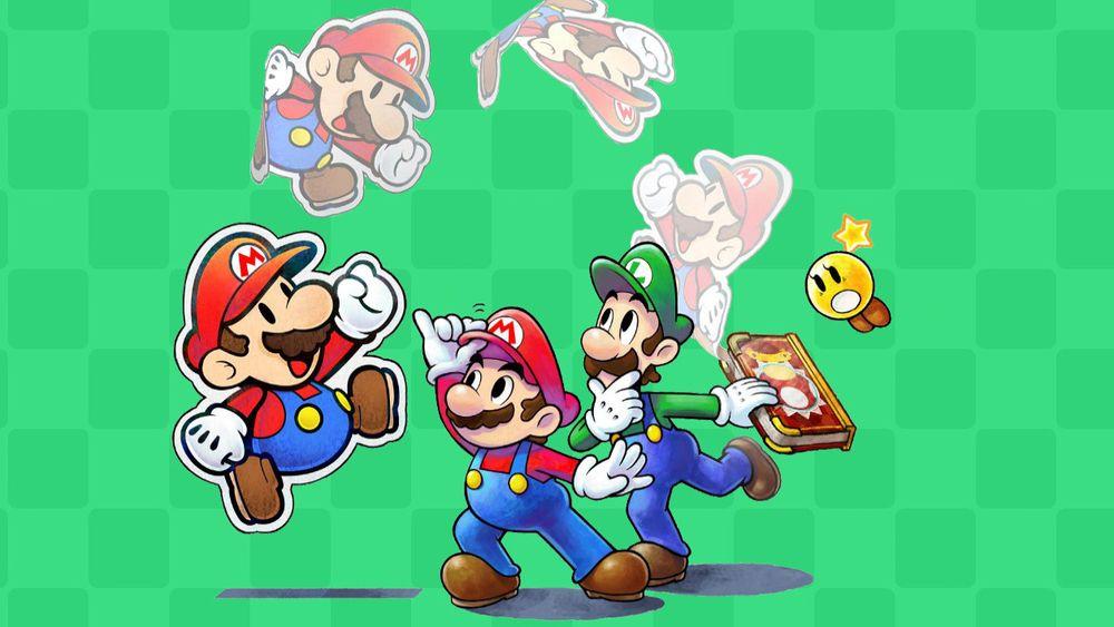 ANMELDELSE: Mario & Luigi: Paper Jam Bros.
