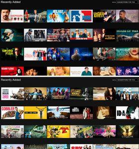 Ved å bruke VPN kan man få tilgang til mange ulike utvalg på Netflix. Her fra de amerikanske og norske utvalgene.