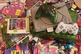 Hotellet tilbyr originale Xbox og PlayStation 2 og noen håndholdte konsoller.