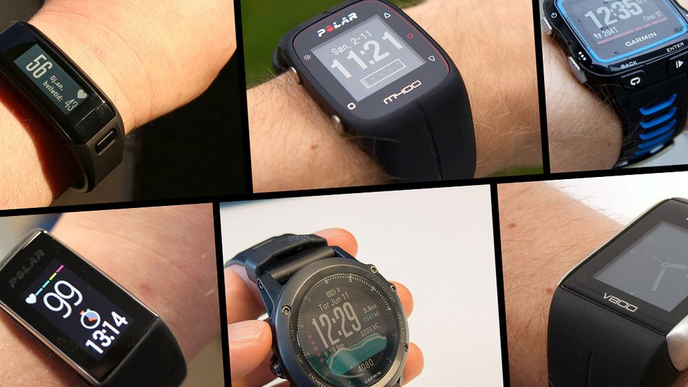 ANBEFALING: Lyst på treningsklokke eller aktivitetsarmbånd?
