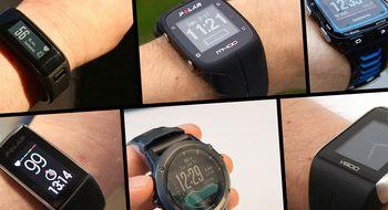 Lyst på treningsklokke eller aktivitetsarmbånd?