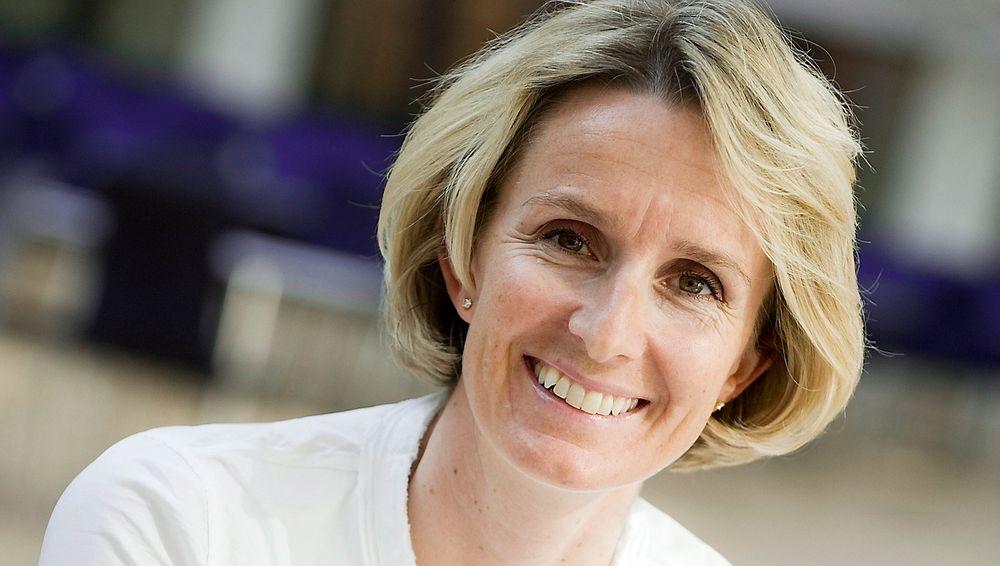 Irene Rummelhoff er ny letedirektør for norsk sokkel i Statoil.
