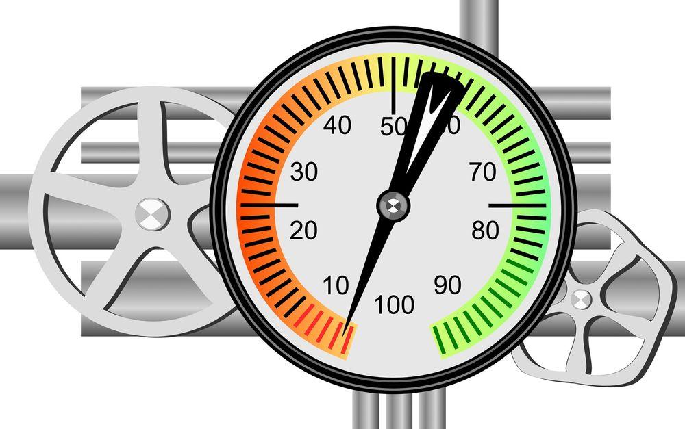 Rett kombinasjon av innstilling på ventiler står sentralt i den virtuelle rådgiveren som IO-senteret har utviklet i samarbeid med IBM og flere oljeselskaper. Illustrasjon: Colourbox
