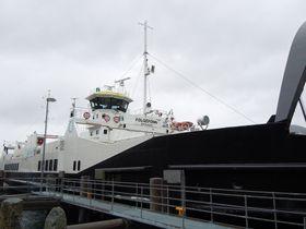 MF Folgefonn er laboratoriet til den maritime industrien. I 2014 ble fergen hybrid, i 2017 får den vakuumfortøying og induksjonslading.