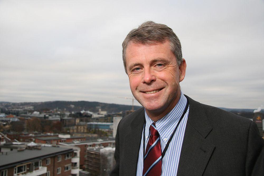 1. mars overtar Petter Eiken som administrerende direktør i Rom eiendom.