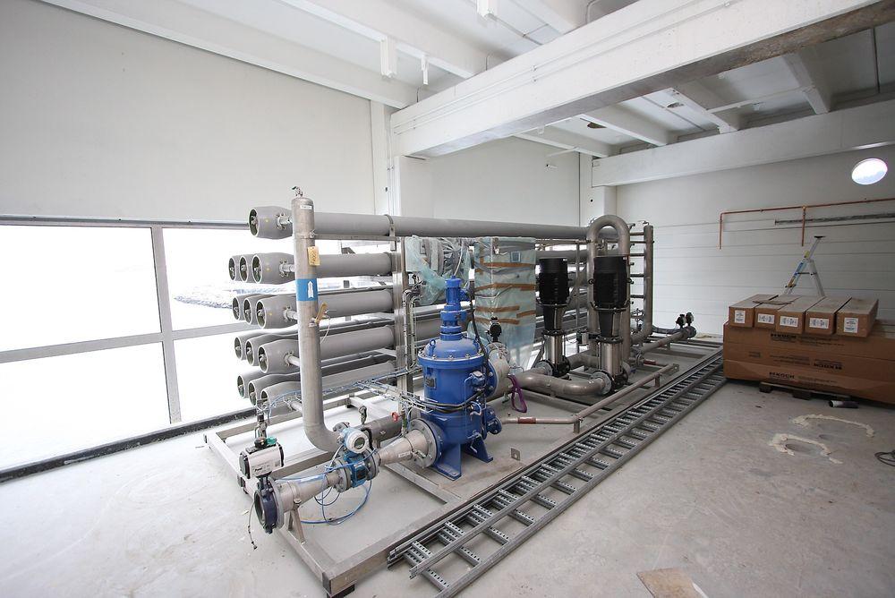 Statskrafts saltkraft-satsing legges ned. Statkraft oppgir at prosjektet har kostet kraftselskapet 200 millioner kroner.