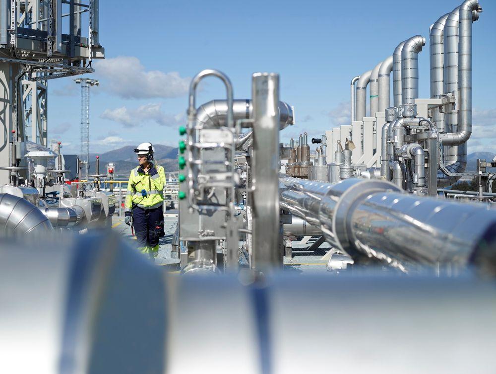 Dersom det skulle bli forsinkelser av samme type som den på Mongstad i innføringen av CCS globalt, vil det kunne gi store tap for petroleumsindustrien. Foto: Helge Hansen/Montag AS