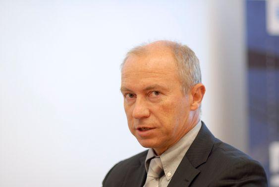 Christian Rynning-Tønnesen, konsernsjef Statkraft