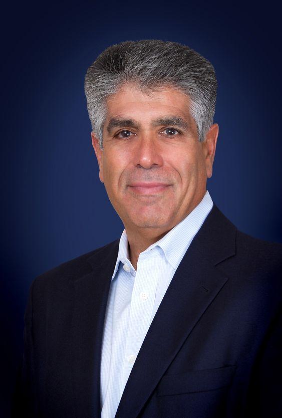 Gav fingeren til Apple: Larry Ciaccia som var sjef i sensorselskapet AuthenTec som ble kjøpt av Apple.
