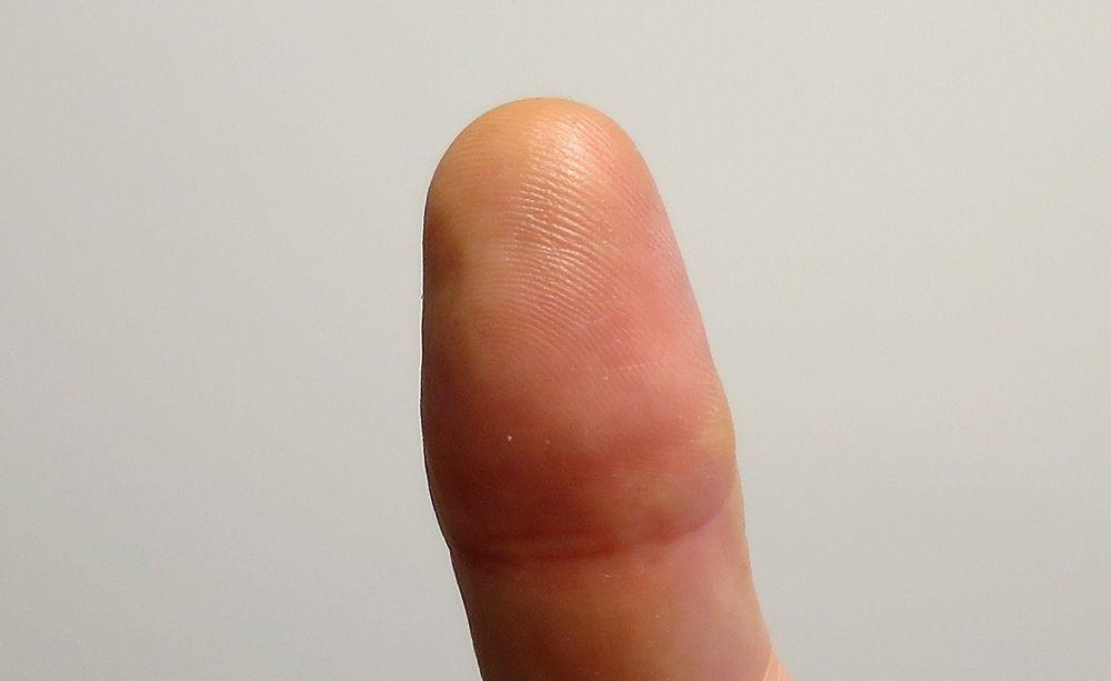 Trenger fingeren: Apple har gått foran og alle kommer etter. Fingeren vil blir nødvendig for å fortelle mobiltelefonen ar du er den du gir deg ut for.