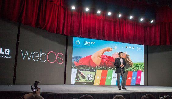 WebOS: LGs teknologisjef Scott Ahn, tror WebOS vil revolusjonere smart-TV-en
